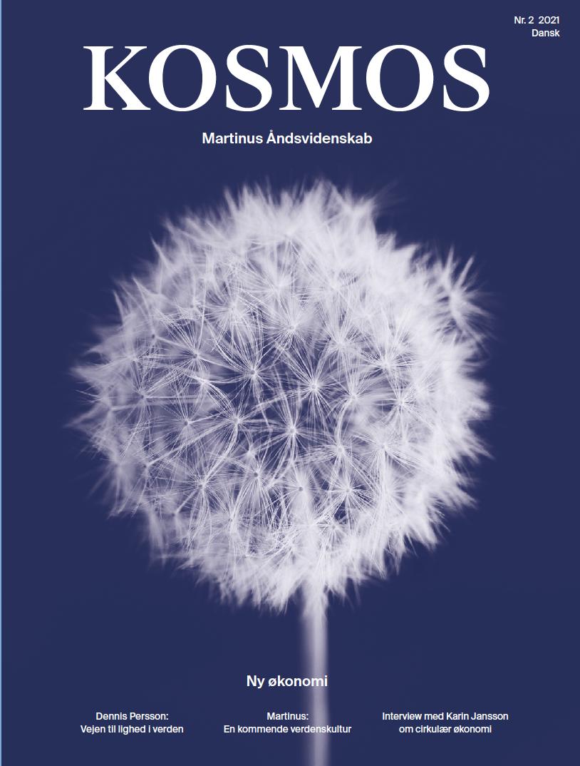 Tidsskriftet kosmos 2020-4 Det levende univers