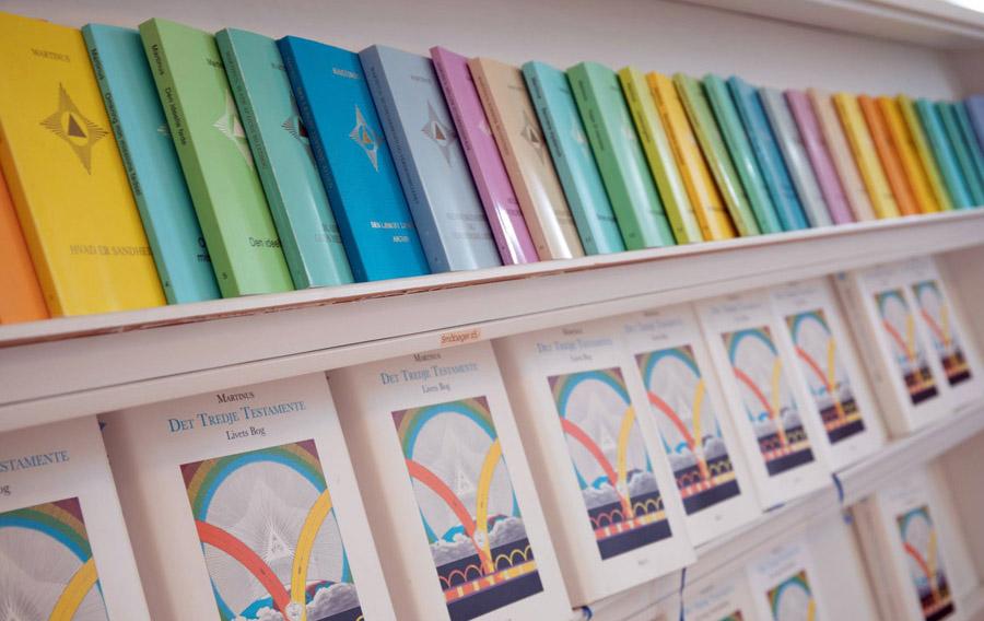 Bøger af Martinus